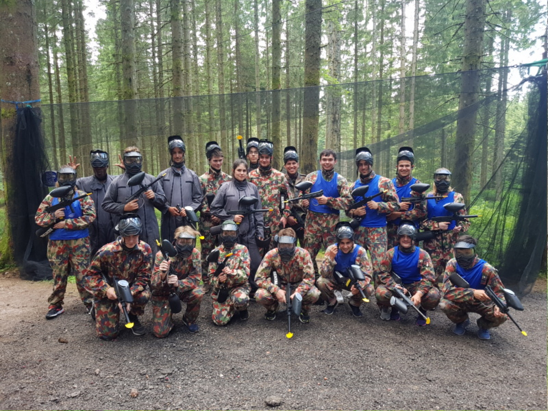 Paintball Gérardmer 88