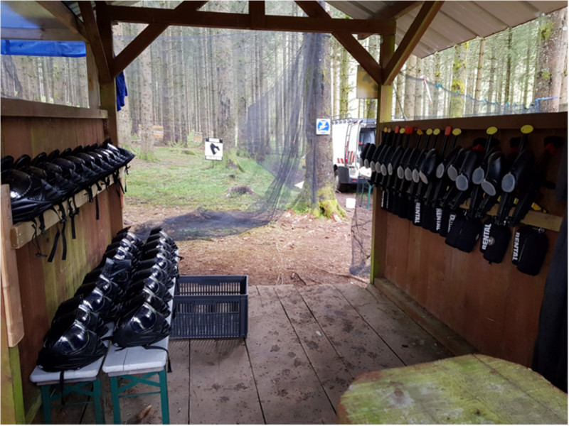 Paintball Equipement gerardmer